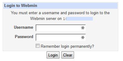webminlogin